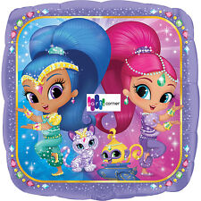 Shimmer And Shine Party Supplies Decorations FOIL BALLOON Standard Anagram