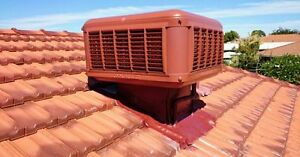 COOLBREEZE AIR CONDITIONER NEW AUSSIE MADE EVAPORATIVE UNIT COMPLETE!!!!