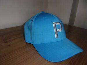PUMA - Men's Blue Cap   - Tour Exclusive - Adjustable