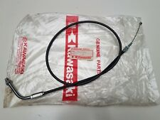 NOS KAWASAKI KZ550 Z550 KZ650 Z650 SR LTD CSR - THROTTLE CABLE CLOSE 54012-1013