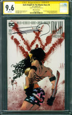 Batman 8 Dark Knight DK III CGC SS 9.6 Frank Miller Variant 1/100 Wonder Woman
