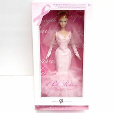 Pink Ribbon Barbie 2006 A Tribute to the Susan G. Komen Breast Cancer Foundation