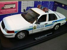 1/18 Motor Max Ford Crown Victoria Interceptor Abbotsford Police BC 2001 73507