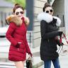 winter women jacket long female parka coat