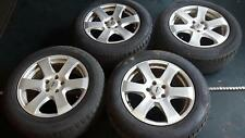 4 Alufelgen 8x17 ET 38 Mercedes GLA 245 Vito V-Klasse 639 Winterreifen 225/60 17