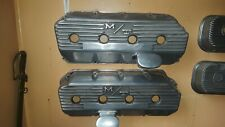 Mickey Thompson  Finned cast aluminum valve covers 426 RACE HEMI 1964 -65