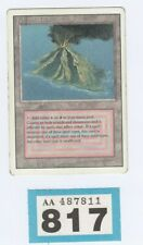 MTG Magic the Gathering - Volcanic Island - 3rd Edition Revised