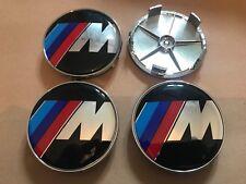4 x 68 mm wheel Caps Msport pour BMW