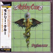 MOTLEY CRUE - Dr. Feelgood - Japan Edition CD