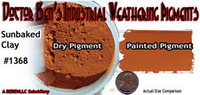 Sun Baked Clay Doctor Ben's Scale Consortium Weathering Pigment-2oz On3/On30