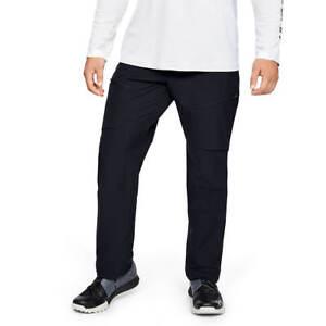 Under Armour UA Storm Mens Canyon Cargo Pants Choose Size Black 1352692 001