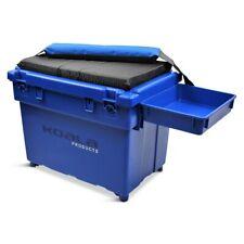 Koala Products® TEAM Seatbox Seat Box, Cushion, Side Tray & Padded Strap