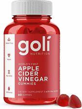 Goli Apple Cider Vinegar Gummy - Free Shipping