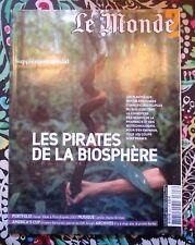"""LE MONDE 2"" an 2007 /  Procès Klaus BARBIE, Xavier RIBAS, Ernesto BERTARELLI"