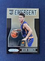 Devin Booker 2015-16 Panini Prizm Emergent Rookie Card RC #6 NBA Phoenix Suns