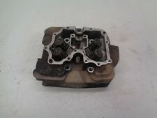 1986 86 Honda 350 x Three Wheeler ATV Engine Cylinder Head Valves Cylinder Good