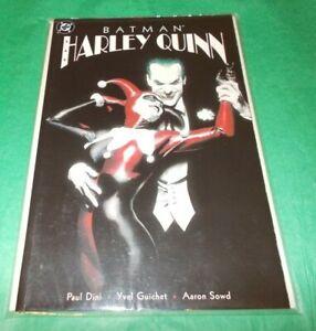 Batman: Harley Quinn (1999) 1st Print  Paul Dini Alex Ross Cover