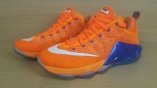 Nike Lebron XII Low Hardwood Classics Mens Basketball Trainers Size 7.5 UK 42 EU