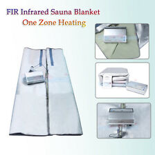 New FIR Infrared Sauna Heat Fitness Healthy Detox Body Slimming Heating Blanket