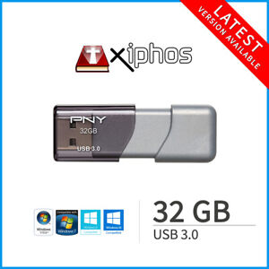 Xiphos for Microsoft Windows 32GB USB 3.0 Drive Bible Study & Research Software