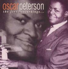 Oscar Peterson(CD Album)The First Recordings-Indigo-1GOCD 2070-UK-1997-New