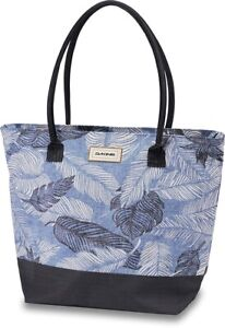 Dakine Women's Nessa Tote 33L Shoulder Bag Breezeway Blue New 2019