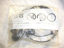 MICROSOFT NEW XBOX 360 OFFICIAL WIRED HEADSET (X15-21710-02) SEALED