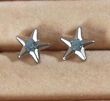 Modeschmuck-Ohrschmuck im Ohrstecker-Stil mit Strass und Stern für Damen