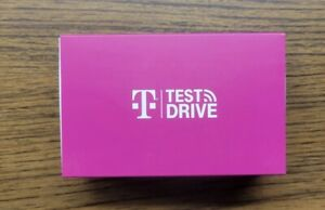 T-Mobile Test Drive WiFi Hotspot 30 GB or 30 Days of Prepaid Service SEALED