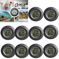 Lot Thermometer Indoor Digital LCD Hygrometer Temperature Humidity Meter