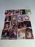 Dikembe Mutombo:  Lot of 160+ cards.....134 DIFFERENT / Basketball