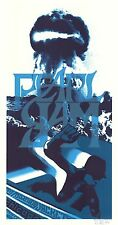Mint Pearl Jam Chicago 2006 Klausen Signed A/P Poster 54/100