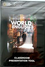 World English 3: Classroom Presentation Tool (DVD) Usually ships in 12 hours!!!