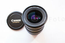 Canon EF-S 10-22m f3.5-4.5 USM