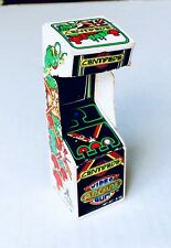 Vintage 1982 Topps Centipede Arcade Machine Bubble Gum Container candy Sealed