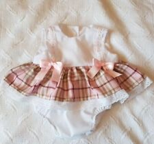 3-6m Baby Summer Too And Knickers Romper