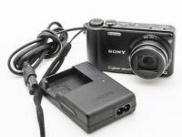 Sony Cyber-shot DSC-HX5 Digitalkamera Kamera schwarz 10,2MP