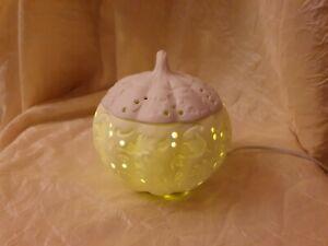 """Partylite - elektrische Duftlampe """"Kürbis"""" P92554"""