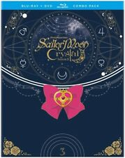 Sailor Moon Crystal: Season 3 Set 1 [New Blu-ray] With DVD, Boxed Set