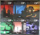 BLACK OP - Bände 1-6-Komplett-Alles Gute Verlag -XIII-Shelton-Brazil-Largo Winch