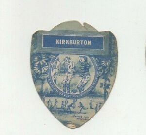 John Baines of Bradford Rugby Card - Kirkburton