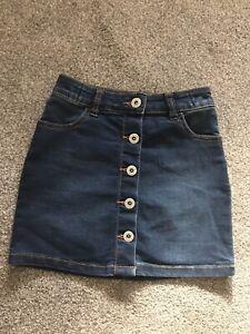 BlueZoo Denim Skirt Age 5