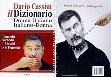 Dario Cassini, Il Dizionario Donna-Italiano Italiano-Donna