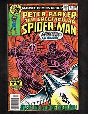 Spectacular Spider-Man #27 ~ Blind! / 1st Frank Miller Daredevil ~ 1979 (6.0) WH