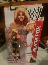 WWE Superstar Series ALICIA FOX Wrestling Action Figure #62 New First Time Line