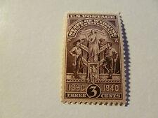 United States Scott 897, the 1940 3c Wyoming Statehood 50th Anniversary Mint