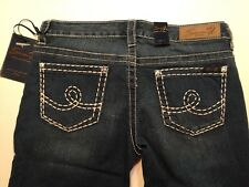 Seven 7 Brand Denim Capris Junior Size 28 NWT