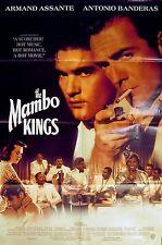 MAMBO KINGS 1992 Armand Assante, Antonio Banderas US 1-SHEET POSTER