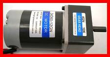 Heavy Duty, Low Noise 12 V DC Geared Motor 180 RPM 10K