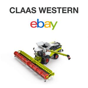 CLAAS LEXION 8800 + CONVIO 1380 Marge Models (02531990)